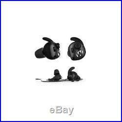 Walker's Silencer Electronic Digital Ear Buds NRR 25 dB, Black GWP-SLCR