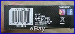 Walker's Silencer Electronic Ear Plugs (NRR 25dB) Pair GWP-SLCR-FDE