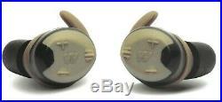 Walker's Silencer Rechargeable Electronic Ear Plugs (NRR 23dB) (Flat Dark Earth)