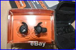 Walkers GWP-SLCR SILENCER Earbud Pair Hunting/Shooting Hearing Protection