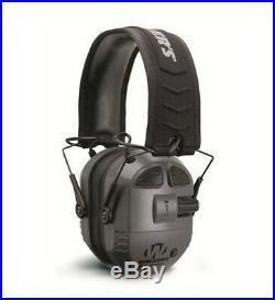 Walkers GWP-XPMQ-BT Ultimate Digital Quad Connect NRR 27 Bluetooth Earmuffs