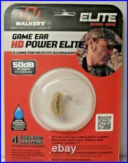 Walkers Game Ear Digital HD Power Elite WGE-XGE4B