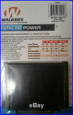 Walkers Game Ear Elite Digital HD Power Beige Assisted Listening Device
