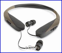 Walkers Game Ear GWPNHE Razr X Retract Buds Electronic 31 Db Flat Dark GWP-NHE