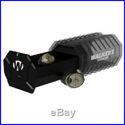 Walkers Game Ear GWPSLCRBT Silencer Black/Gray Electronic Field Range Earbuds