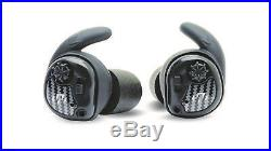 Walkers Game Ear In-Ear Silencer Electronic Earbud Set, 25dB GWP-SLCR