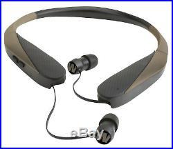 Walkers Game Ear Razor XV withBluetooth Electronic 31 db Flat Dark Earth FDE