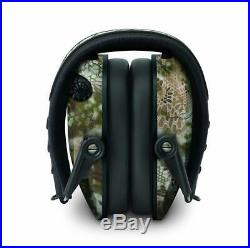 Walkers Razor Slim Electronic Shooting Ear Muff (Kryptek Camo) 5-Pack Bundle