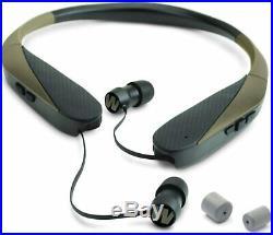 Walkers Razor XV Neck Worn Digital Ear Bud Muffs with BLUE-TOOTH Hear Enhance ODG