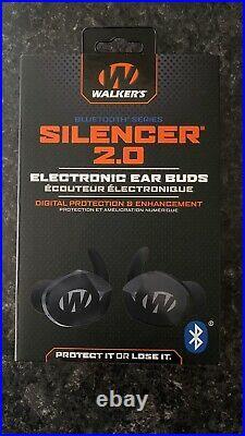 Walkers Silencer 2.0 Model # GWP-SLCR2-BT