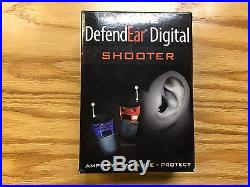 Westone Defend Ear Universal Fit Shooter Electronic Ear Plugs Very High End